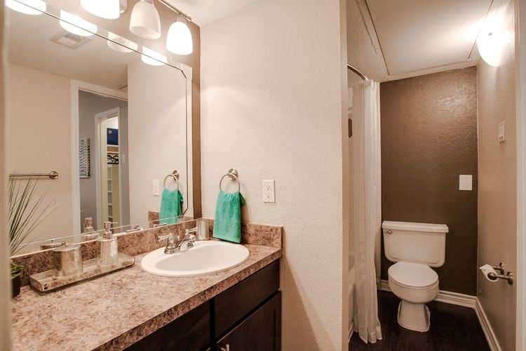 Bathroom at Listing #136046