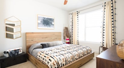 Bedroom at Listing #289504