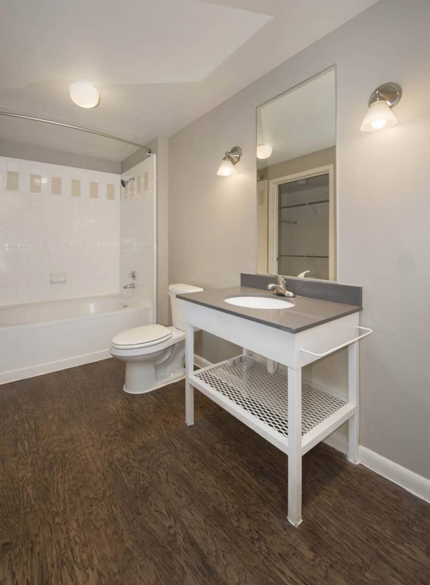Bathroom at Listing #144420