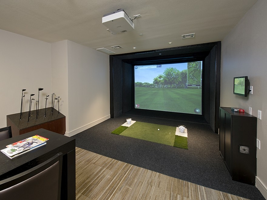 Golf Simulator at Listing #227736