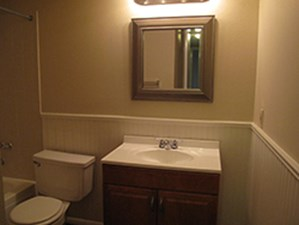 Bathroom at Listing #137545