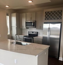 Kitchen at Listing #296002
