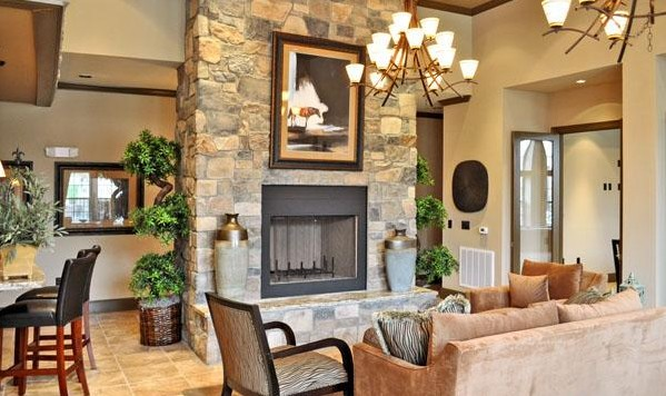 Clubhouse at Listing #147752