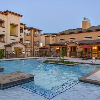 Pool at Listing #227348