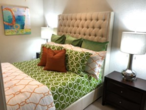 Bedroom at Listing #138815