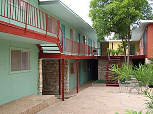 Warwick Apartments , TX