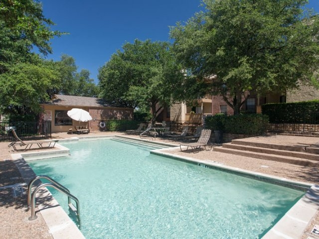 Pool at Listing #136804