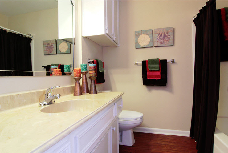 Bathroom at Listing #256268