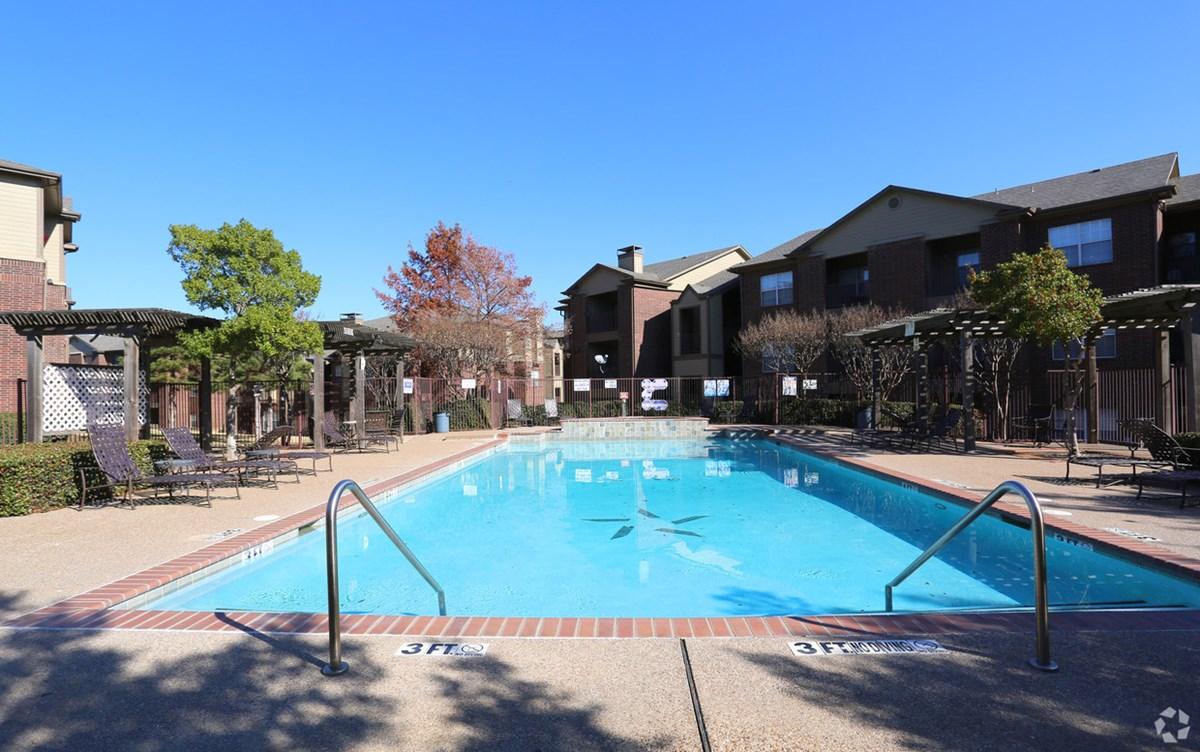 Pool at Listing #137817
