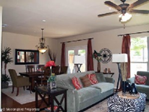 Living Room at Listing #144888