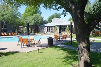 Pool at Listing #135935