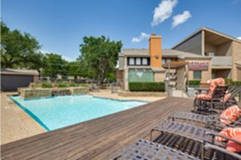 Pool at Listing #136717
