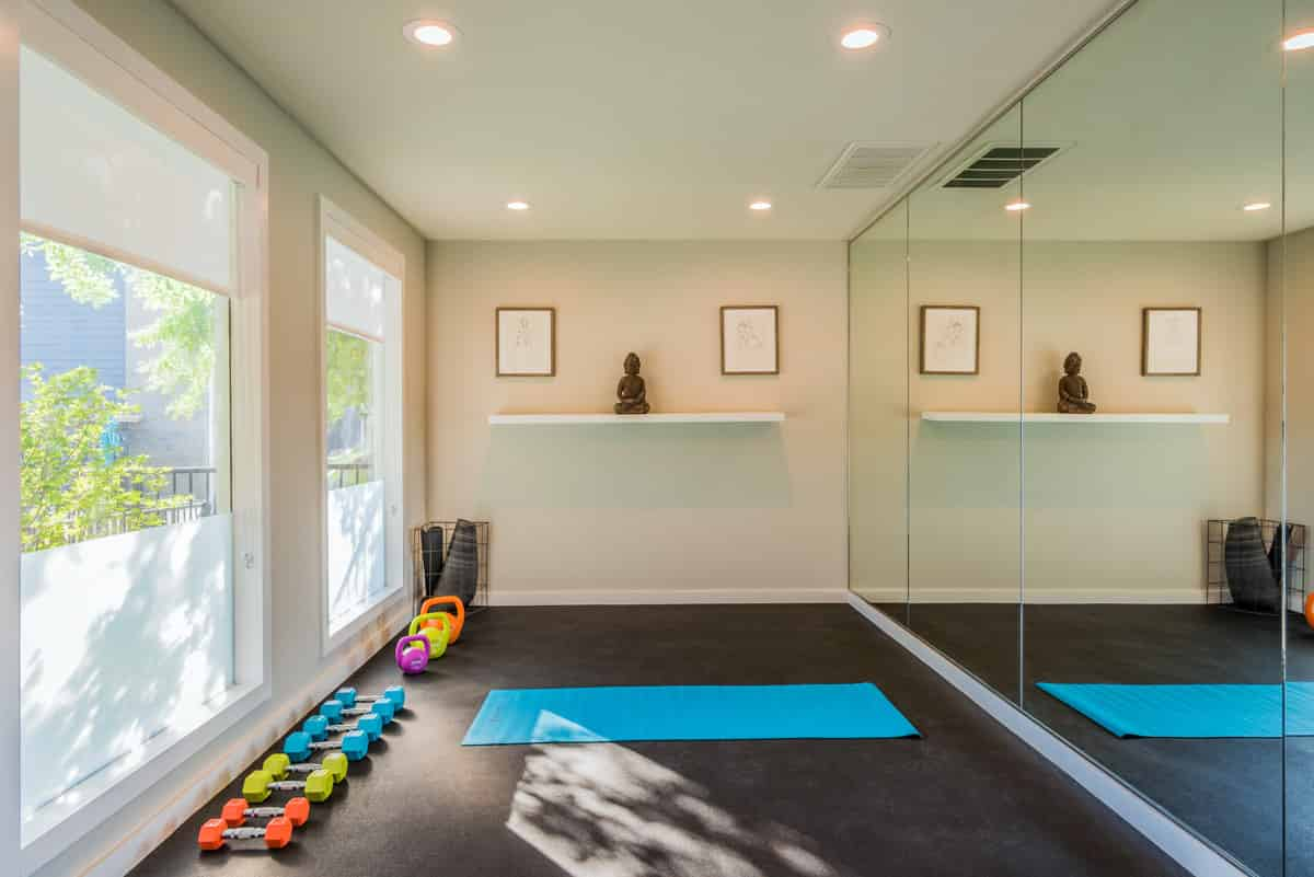 Yoga at Listing #136043