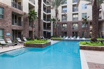 Pool at Listing #138914