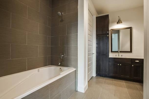 Bathroom at Listing #239206