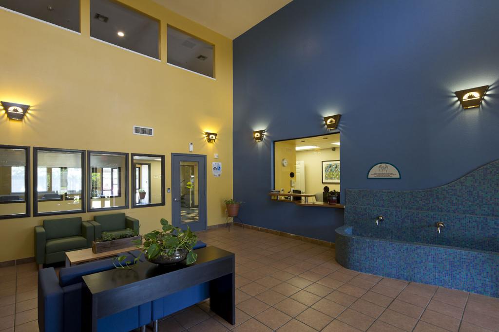 Lobby at Listing #231836