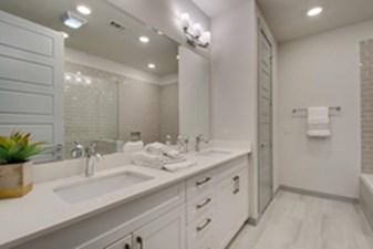 Bathroom at Listing #300220
