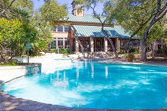 Pool at Listing #140890