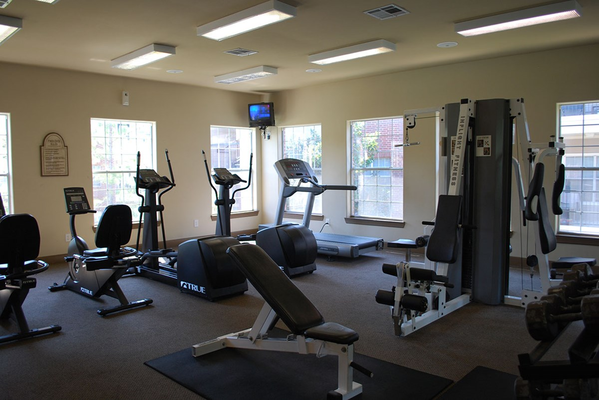 Fitness at Listing #144489