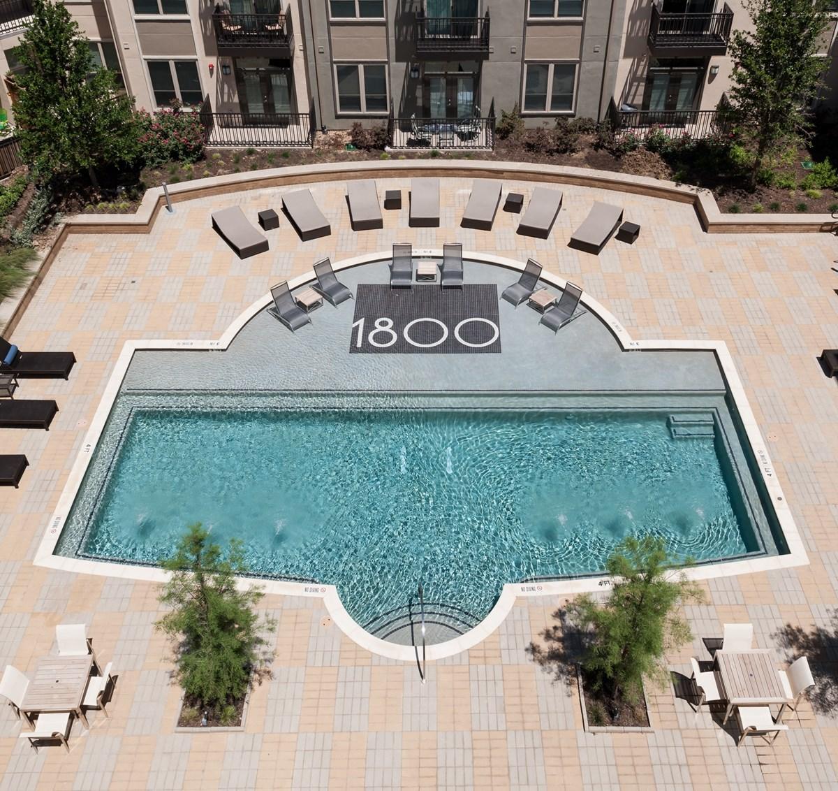 Pool at Listing #149261