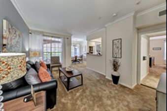 Living/Dining at Listing #139499