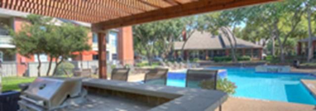 Pool at Listing #136769