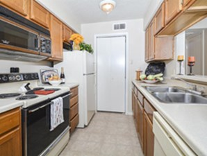 Kitchen at Listing #140859
