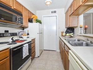 Kitchen at Listing #140859
