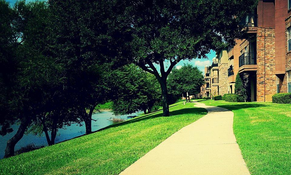 Edgewater Apartments Lewisville, TX