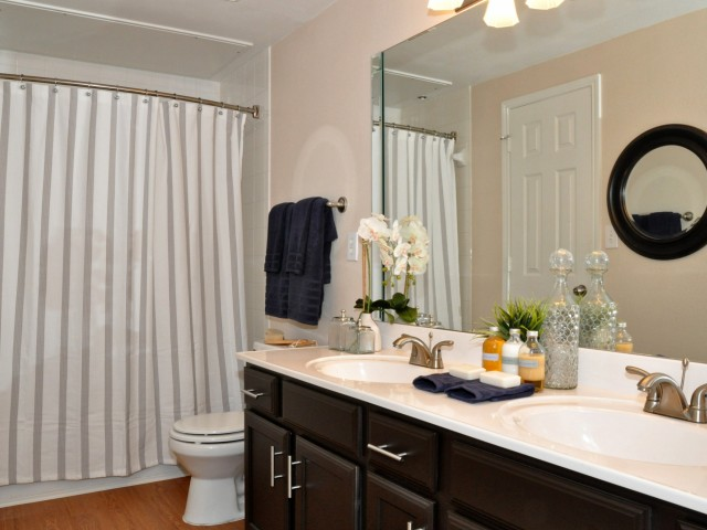 Bathroom at Listing #139974