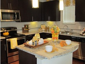 Kitchen at Listing #245771