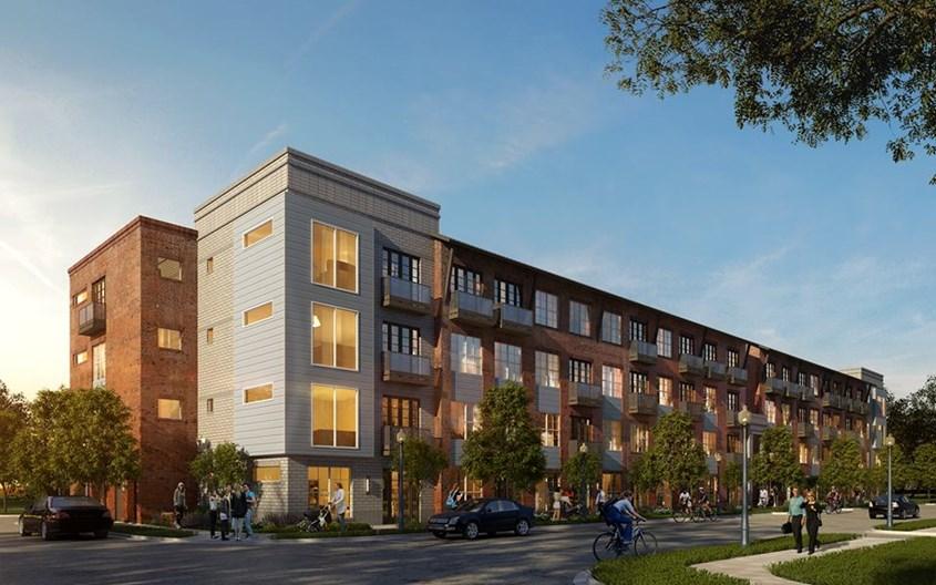 Bishop Highline Apartments
