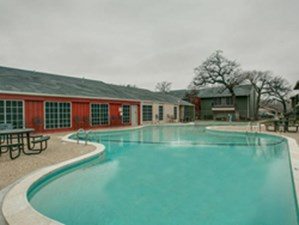 Pool at Listing #137316