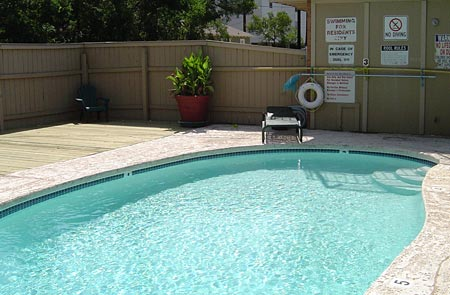 Pool at Listing #235056