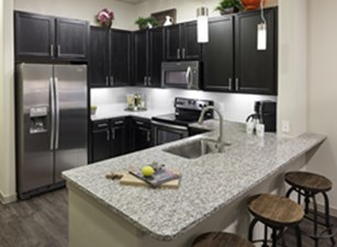 Kitchen at Listing #236587