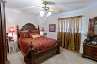 Bedroom at Listing #290031