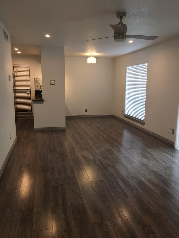 Living/Dining at Listing #136665