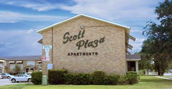 Scott Plaza Apartments Houston TX