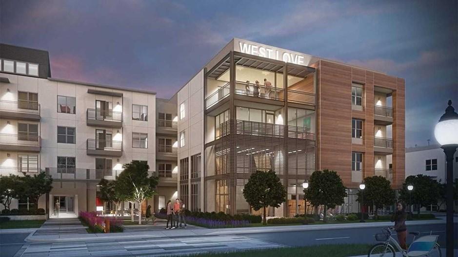 Jefferson West Love Apartments