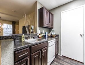 Kitchen at Listing #139443