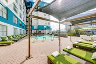 Pool at Listing #138210