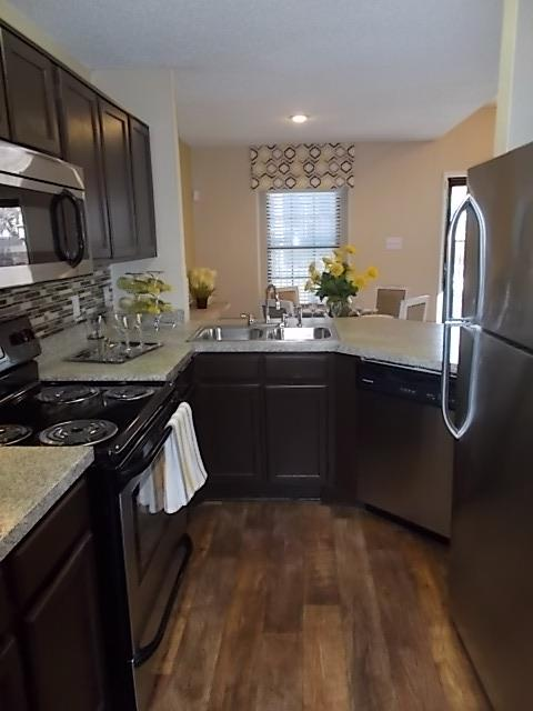 Kitchen at Listing #136155