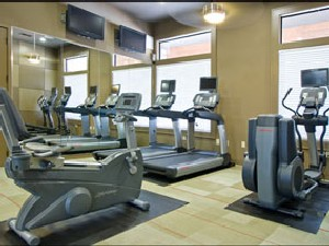 Fitness Center at Listing #145777