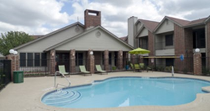 Pool at Listing #141209