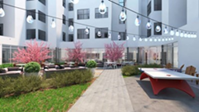 Courtyard at Listing #301366