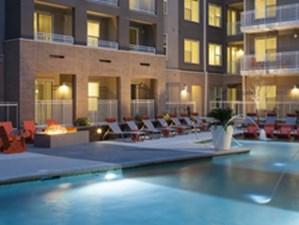 Pool at Listing #154340