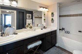 Bathroom at Listing #145668