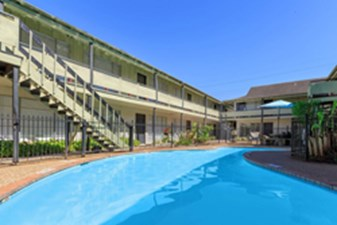 Pool at Listing #139125