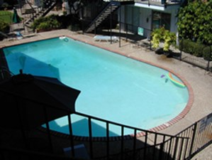 Pool at Listing #139703