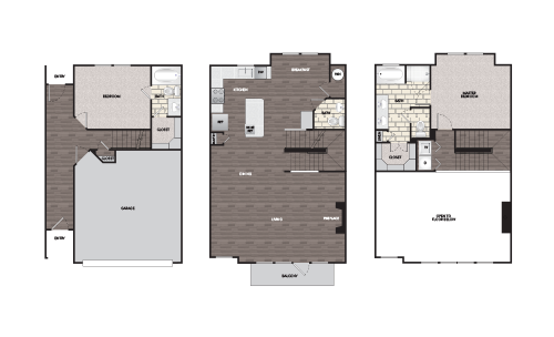 1,890 sq. ft. floor plan